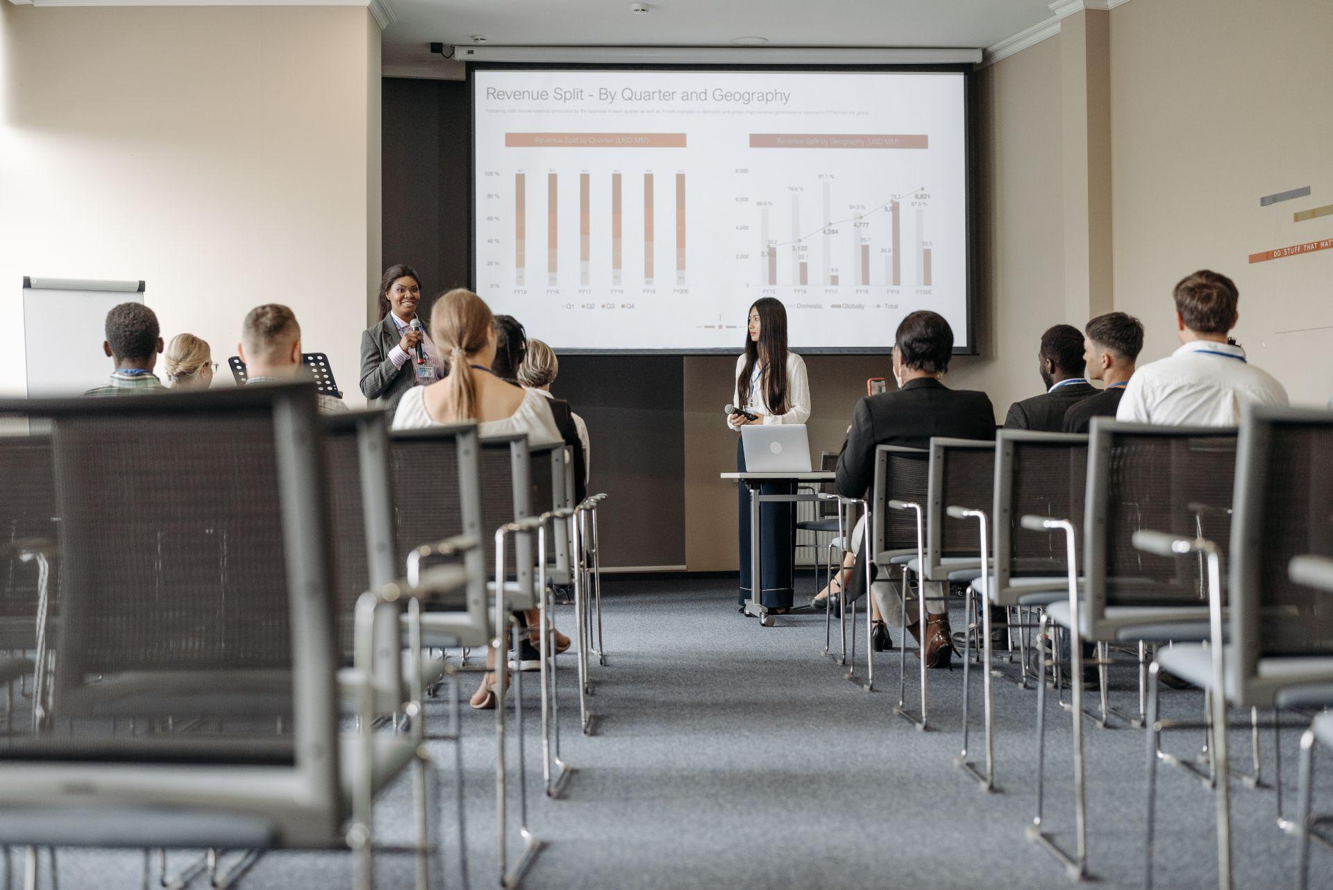 Cómo hacer una buena presentación de tu TFG o TFM