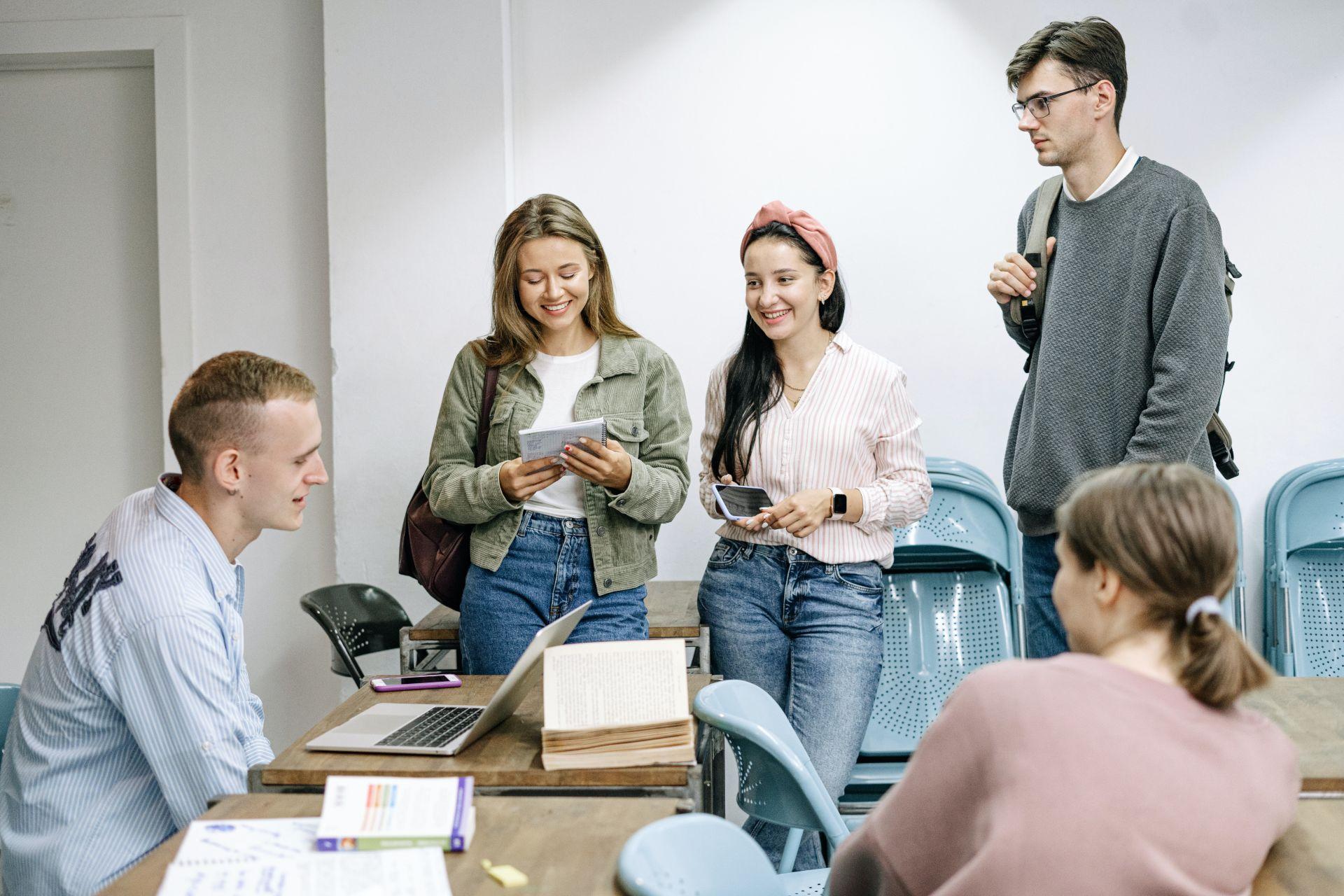 Beneficios del aprendizaje cooperativo en educación superior